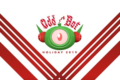OddBot Holiday Party 2019