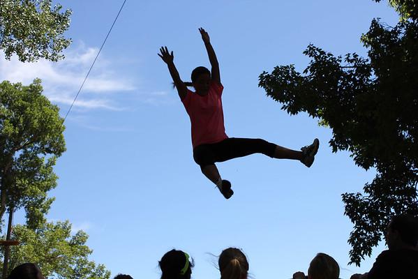 RA Training Day 3: Clas Ropes