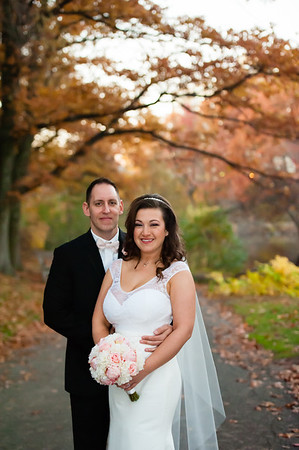 Elyse + David Wedding