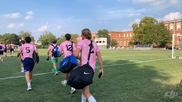 Varsity Boys vs Webster Groves 9/17/19 Loss 1-3