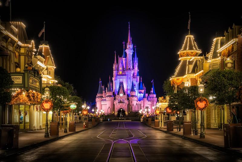 A Disney Kiss Goodnight