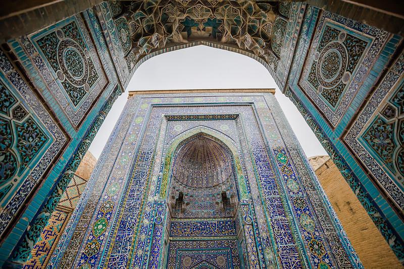 Shah-i-Zinda, Samarkand, Uzbekistan Travel