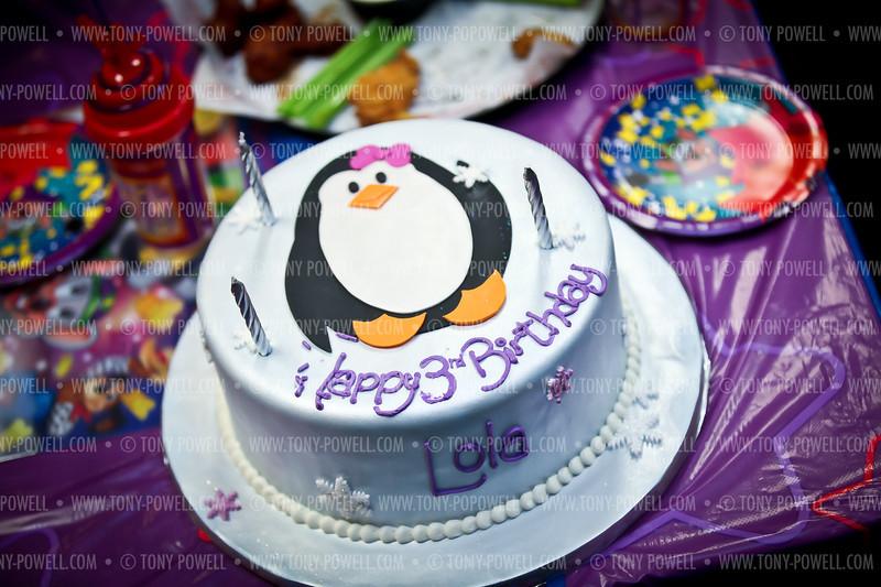 Lola's 3rd Birthday Party
