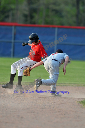 Varsity Baseball - Northwest at Mason - May 5