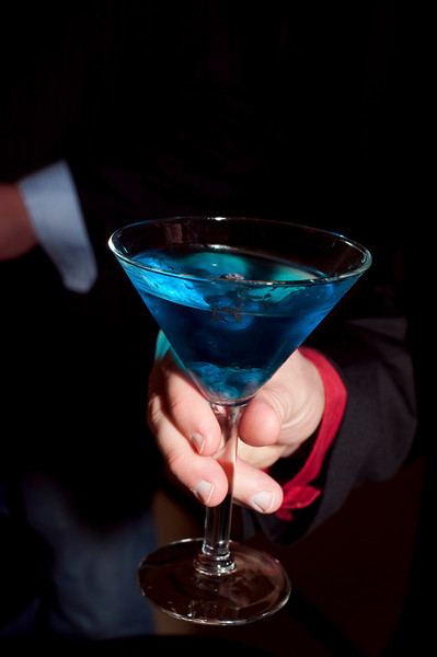 * IS Blue Lagoon Martini Recipe * 1.5 oz IS Vodka 1oz Blue Schnapps .5 Blue Curacao 3 Blueberries Garnish Add ISVODKA, Blueberry Schnapps and Blue Curacao to ice-filled shaker... shake well for refreshing crystals.  Rim a martini glass with sugar, then pour.  Add blueberries and savour this Fruity Delight.  * Photographs at IS Vodka party for employees, investors and Board Members of IS Vodka.  IS Vodka http://www.isvodka.com is a super-pure, ulta-premium vodka distilled 7 times, mixed with glacier water from the land of ice and snow - Iceland.
