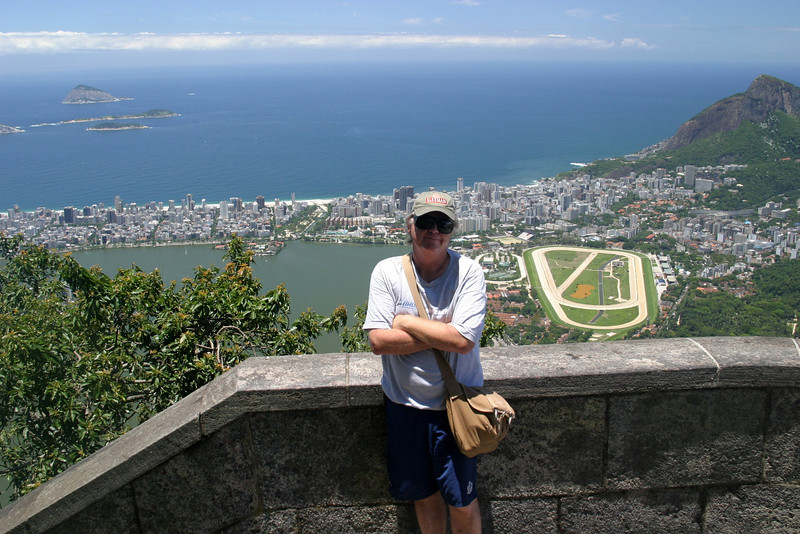 Corcovado Panorama and getting there. 2004