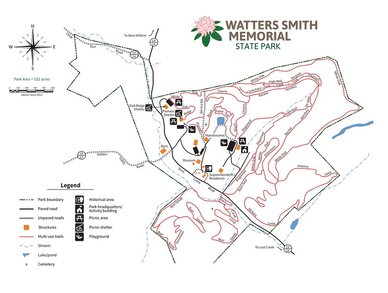 Watters Smith Memorial State Park