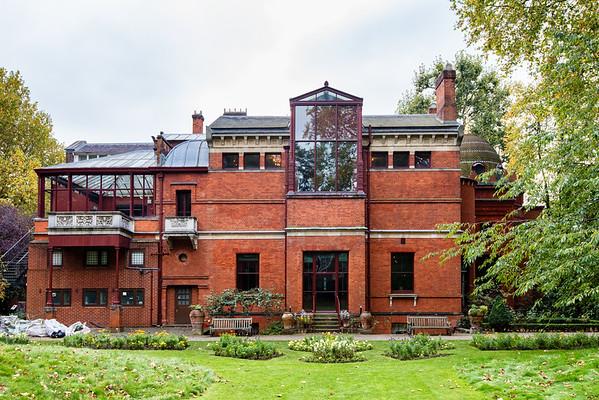 Leighton House & Stafford Terrace