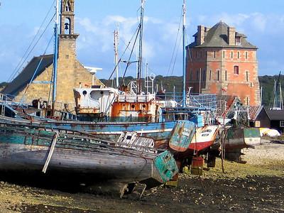 Finistère - Crozon-Halbinsel