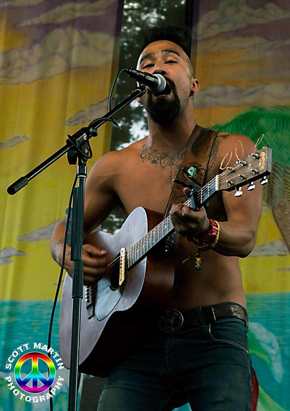 Nahko and Medicine for the People @ California Roots Festival