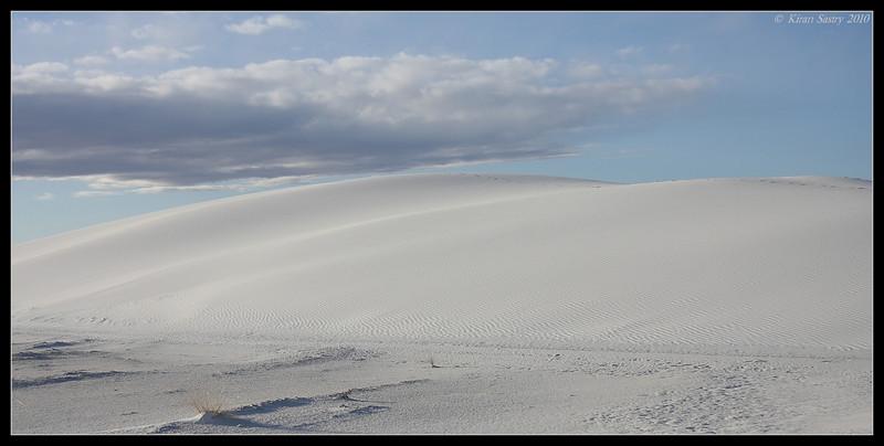 White Sands National Monument, New Mexico, November 2010