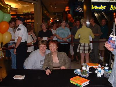 2003-07-22, Janet Evanovich