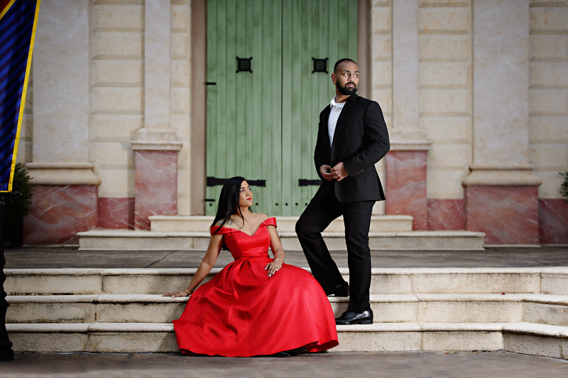 Vanisha and Keyur - E Session