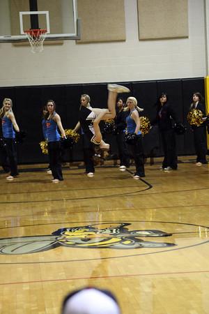 Cleburne Jacket Dancers Sept 17, 2009
