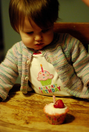 Esme's First Birthday Evening