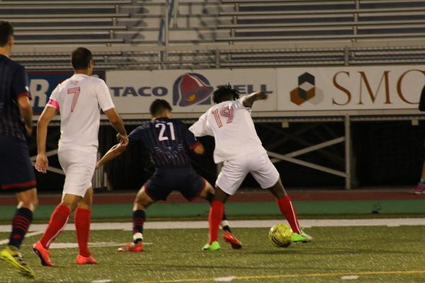 Men's Soccer vs. OKWU 9-30-2017