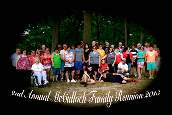 McCulloch Family Reunion
