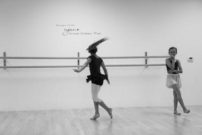 Dance Studio Candids