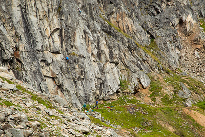 Hatcher Pass Ramparts Wall 08/23/20