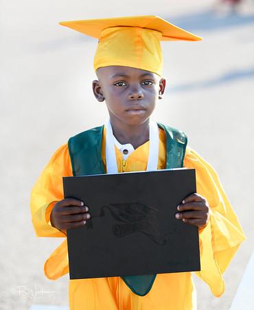 Brayln Pre-K Graduation 2018