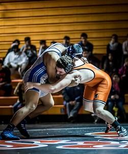 MHS Wrestling vs Atwater 2016