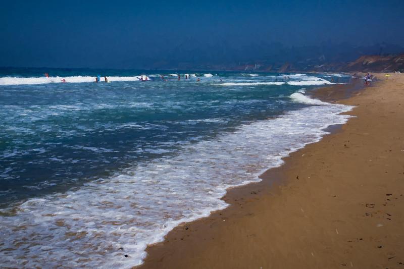July 13 - The peaceful Pacific Ocean.jpg