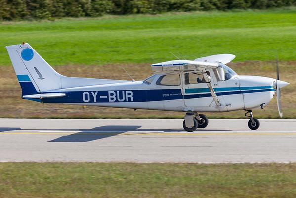 OY-BUR - Reims Cessna F172N Skyhawk