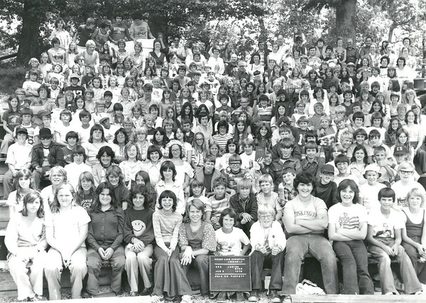 Camp Photos 1976