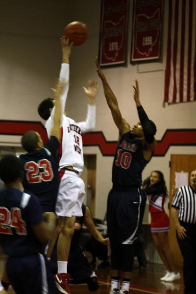 LW Mens Basketball vs. Oberlin 1-18-13 063.JPG