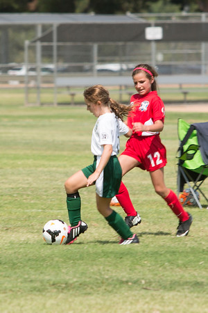 Hailey Soccer Summer 2015