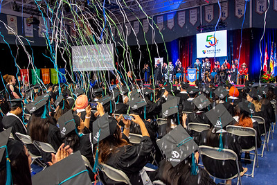Capilano University Convocation 2019