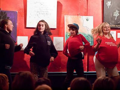 Talent Show, October 2010