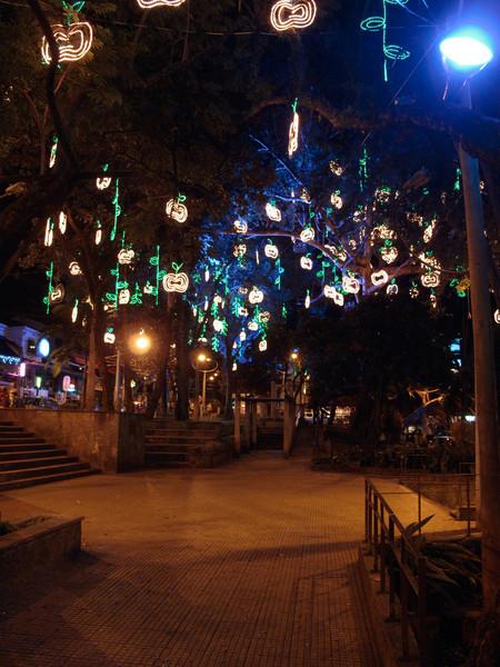 Parque Lleras - Medellin