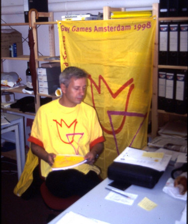 Gay Games V Amsterdam 1998