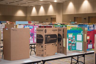 022418 Coastal Bend Regional Science Fair - 8-12 Judging