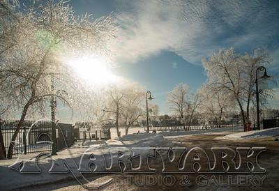 Charlevoix Winter