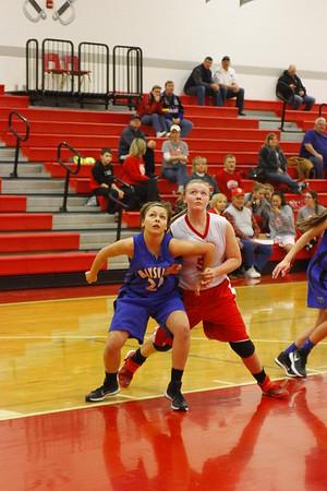 Sheridan vs Maysville 8th Girls