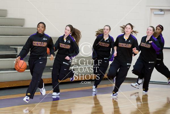 2012-02-14 Basketball Varsity Girls St. John's @ Kinkaid SPC Championship