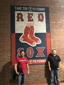 2018-09-09 INBOUND Boston w/Derek, George & Matt