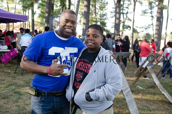 2014 Arkansas State Homecoming Candids