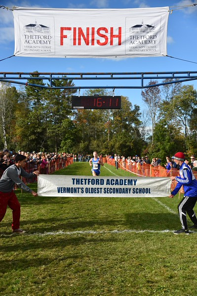 Boys 1 Woods Trail Run 2015-10-03