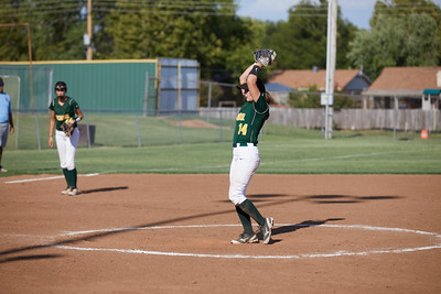 MHS vs EHS Softball