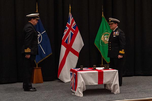 20210323 - Royal Navy Awards Ceremony