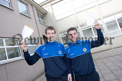 Ryan Daly and Sean og Hoey from St Paul's Bessbrook. R1535002