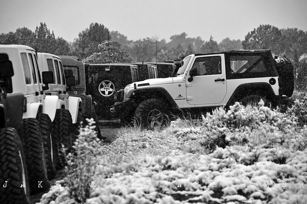 American Expedition Vehicles Run - Flat Iron Mesa Run