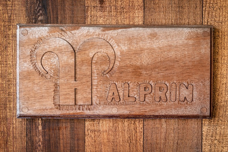 Halprin Sign