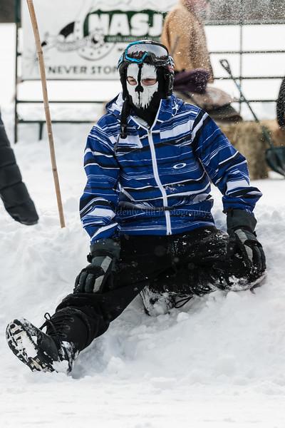2-7 Skijoring