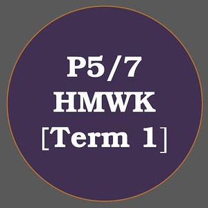 P5/7 HMWK T1
