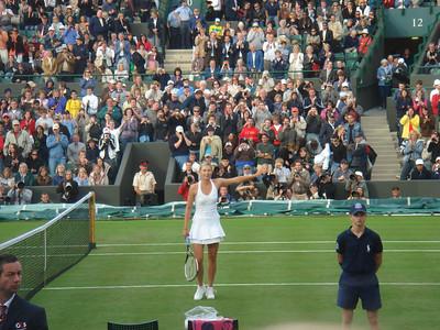 June 2007 - Wimbledon Tennis Championships
