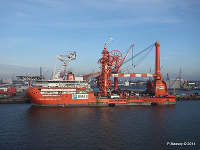 Other Shipping & Ports - Hamburg, Rotterdam, Ijmuiden 13 - 17 Dec 2014